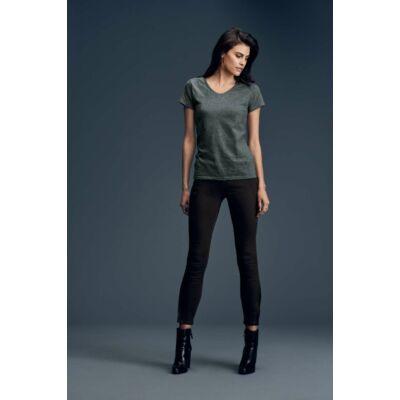 9776400c03 Anvil Fashion Basic póló, V nyakú