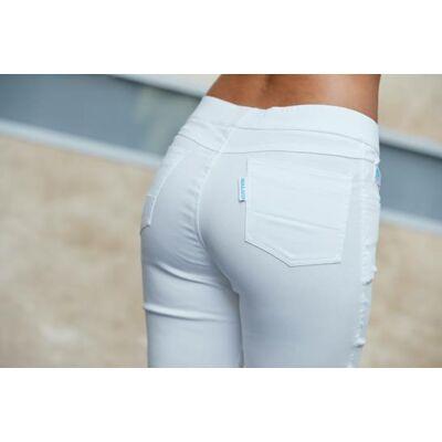 Fehér nadrágok - Nadrágok   Szoknyák 20551617a5