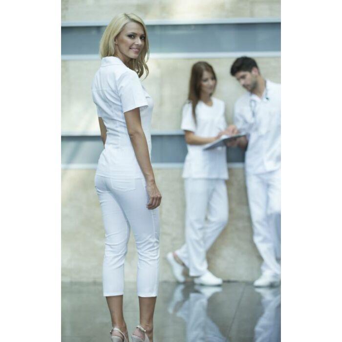 Tina Halásznadrág - Fehér nadrágok 3d1519d716